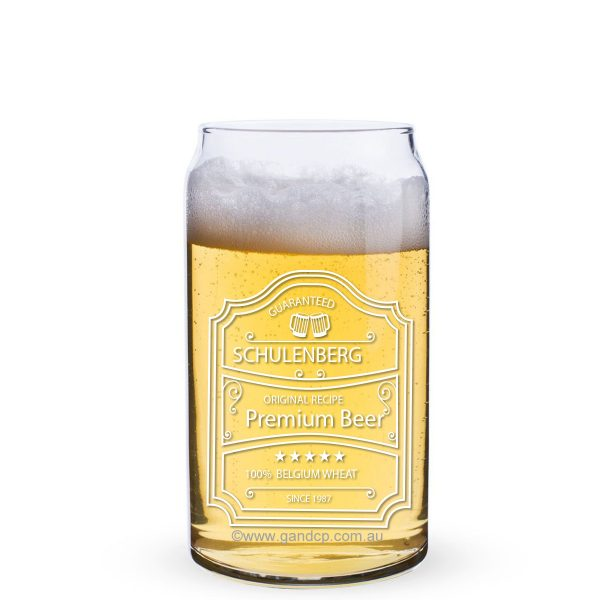 Beer Glass Printing